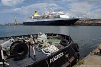 Fünf auf einen Streich – Schiffe gucken in Warnemünde