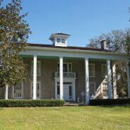 Varner-Hogg Plantation State Historic Site, West Columbia, TX