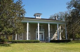 Varner-Hogg Plantation State Historic Site, West Columbia, Texas