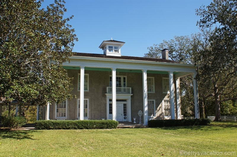 Varner-Hogg Plantation State Historic Site, West Columbia, Texas