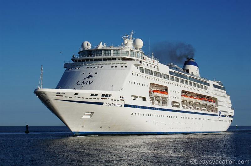 MS Columbus, TransOcean Kreuzfahrten