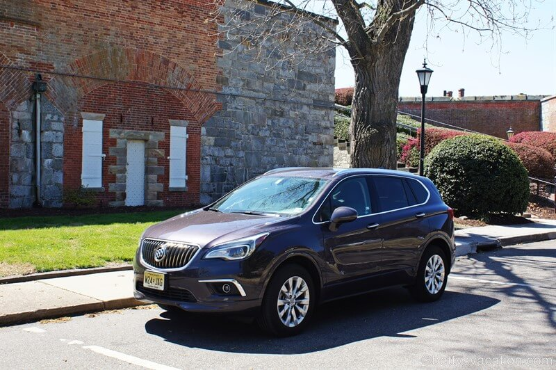 Mietwagen: Buick Envision AWD