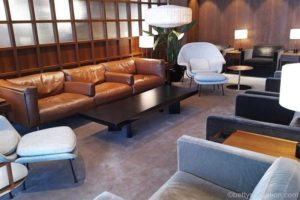 Cathay Pacific Business Lounge, London Heathrow