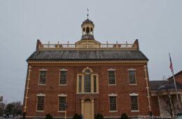 Old Statehouse, Dover, Delaware