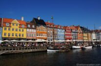 Stadtrundgang durch Kopenhagen, Dänemark