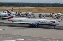 The Last Farewell – mein letzter Flug mit der Boeing 767 von British Airways