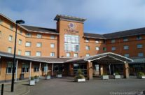 DoubleTree by Hilton Hotel Strathclyde, Schottland