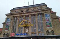 Hauptbahnhof Leipzig, Sachsen