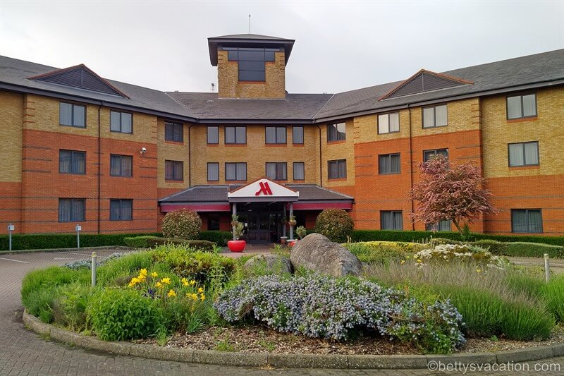 Huntingdon Marriott Hotel, GB
