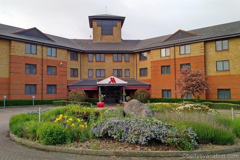 Huntingdon Marriott Hotel, GB