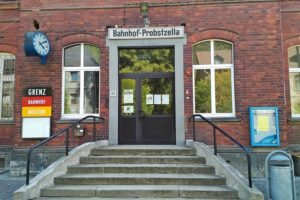 DDR-Grenzbahnhof Museum, Probstzella, Thüringen