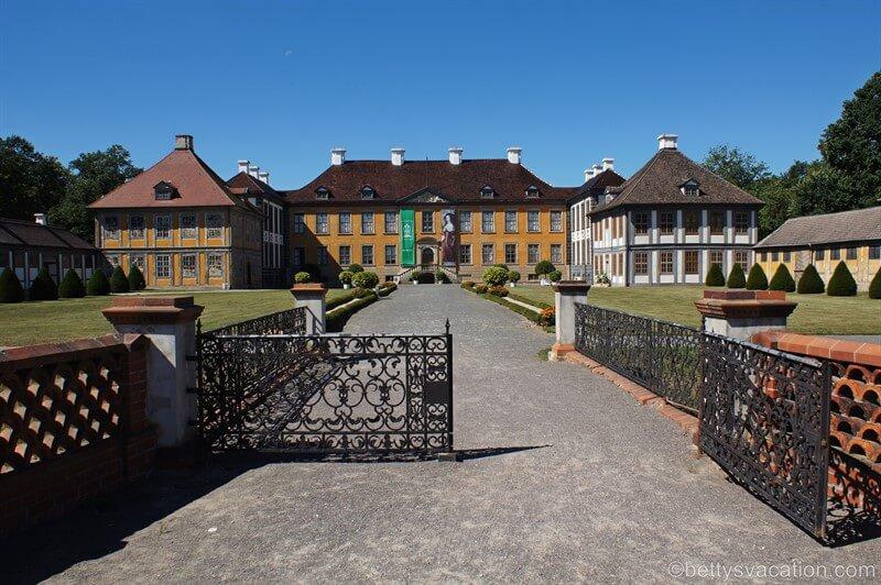 Schloss Oranienbaum, Sachsen-Anhalt
