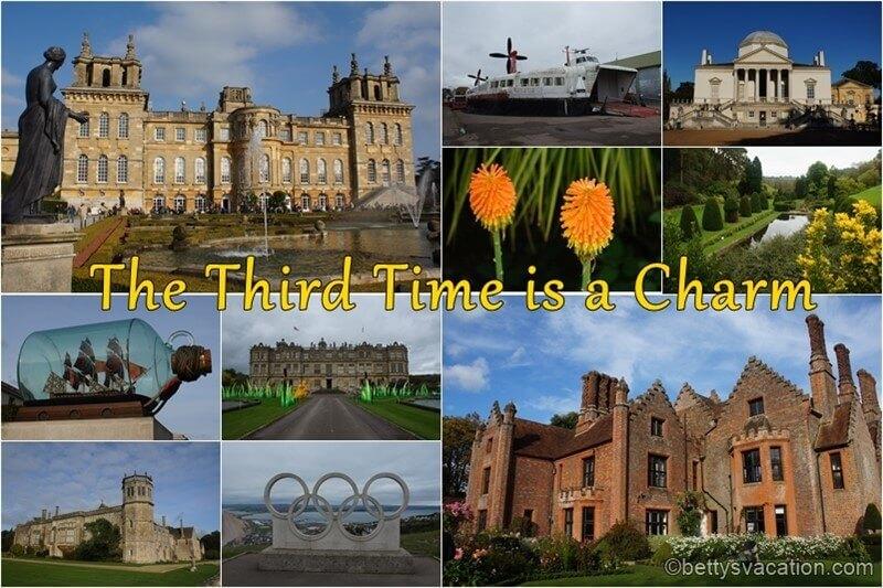 The Third Time is a Charm - England im Herbst - mein neuer Reisebericht