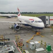 British Airways Euro Traveller A320: London-Berlin