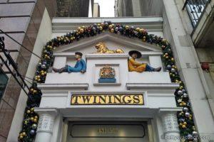 Tea Time - Twinings in London