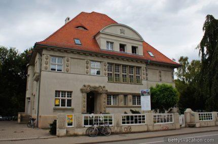 Zeecksche Villa, Rostock, Mecklenburg-Vorpommern