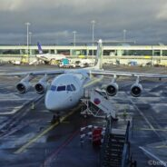 Aer Lingus Economy Class Avro RJ85: Dublin-London