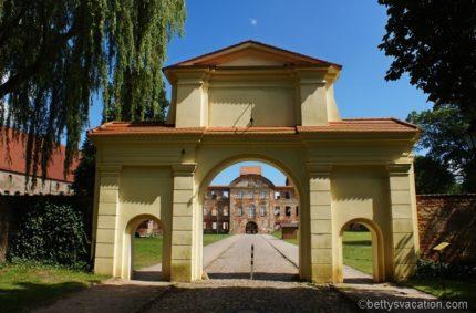 Schloss Dargun, Mecklenburg-Vorpommern