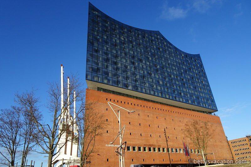 Rundgang durch die HafenCity, Hamburg