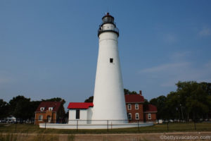Fort Gratiot Lighthouse, Port Huron, Michigan