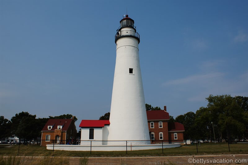 Fort Gratiot Lighthouse, Port Huron, Michigan