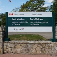 Fort Malden National Historic Site, Amherstburg, Kanada