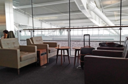 British Airways Galleries Club Lounge South, London Heathrow, Terminal 5