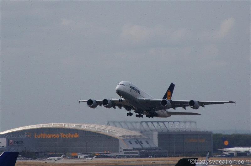 Besucherterrasse Flughafen Frankfurt (Main)