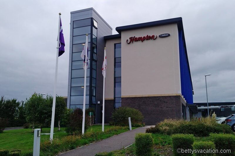 Hampton by Hilton Exeter Airport, England