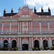 Neuer Markt und St. Marien Kirche, Rostock