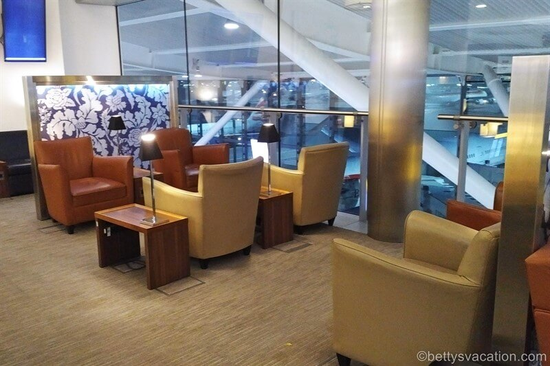 British Airways Galleries Lounge London Heathrow Terminal 5B