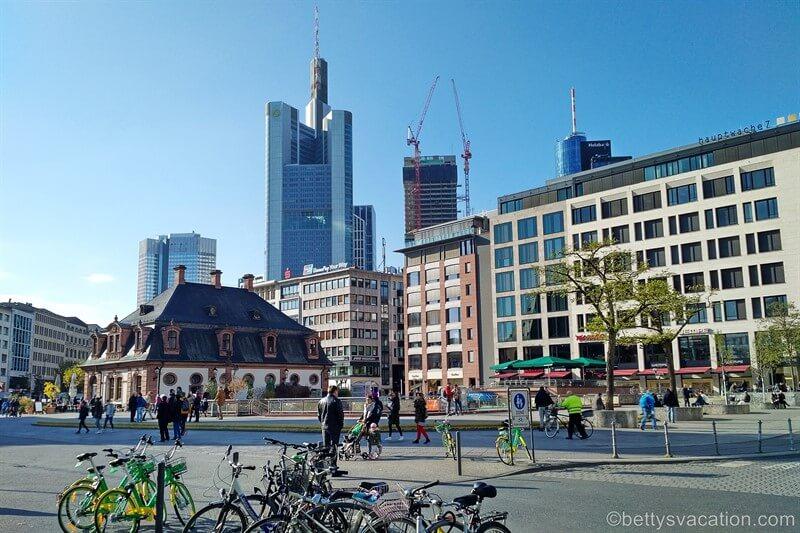 Impressionen aus Frankfurt am Main