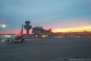 Viva Espana - über Frankfurt nach Madrid - Einleitung