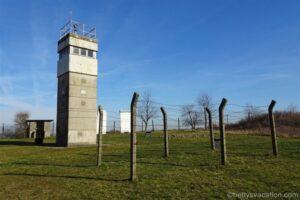 Deutsch-deutsche Teilung - Auf Spurensuche an der ehemaligen Grenze