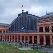 Bahnhof Atocha, Madrid