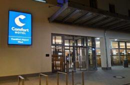 Comfort Hotel Frankfurt Airport West, Kelsterbach