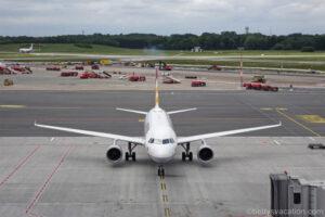 Erlebniswelt Flughafen Hamburg
