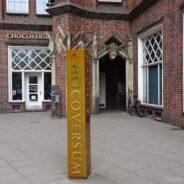 Chocoversum by Hachez Schokoladenmuseum, Hamburg