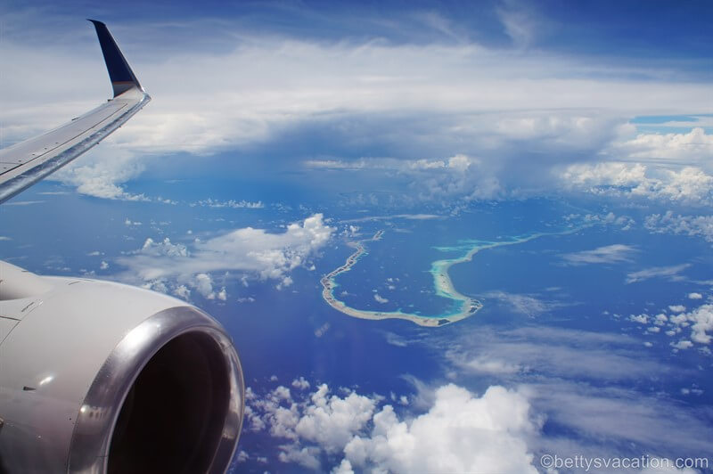 Ein Flug wie kein anderer - Mit dem United Island Hopper durch Mikronesien - Teil 1