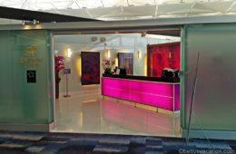 Thai Royal Orchid Business Lounge Hong Kong
