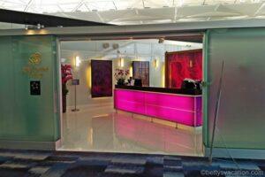 Thai Royal Orchid Business Lounge Hongkong