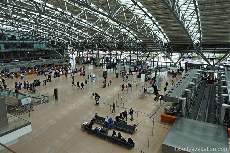 Erlebniswelt Flughafen Hamburg Betty S Vacation