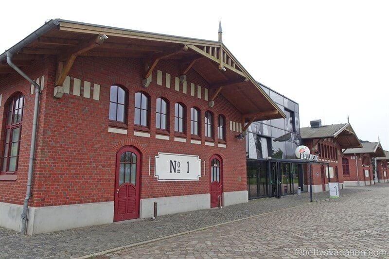 BallinStadt - Auswanderermuseum, Hamburg