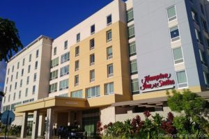 Hampton Inn & Suites Kapolei, Oahu, Hawaii