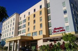 Hampton Inn & Suites Kapolei, Oahu, Hawaii