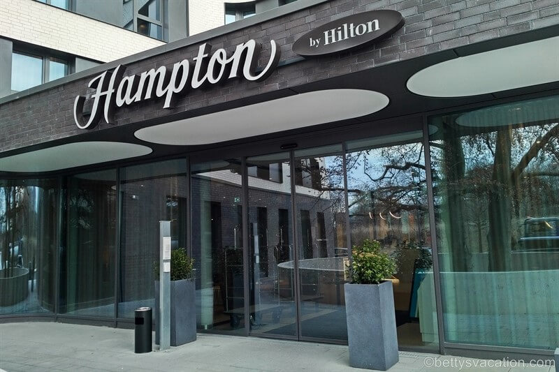 Hampton by Hilton Frankfurt Airport, Frankfurt/ Main