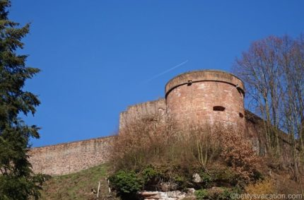 Schloss Hardenburg, Bad Dürkheim, Rheinland-Pfalz