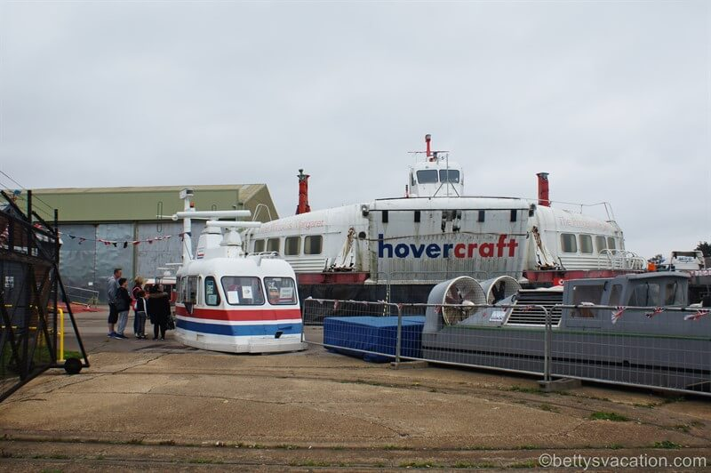 The Hovercraft Museum, Lee-on-the-Solent, England