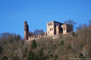 Klosterruine Limburg, Bad Dürkheim, Rheinland-Pfalz
