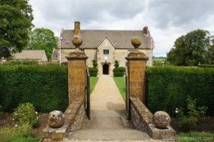 Sulgrave Manor, Sulgrave, England